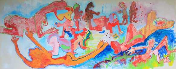 Evangeline Cachinero - The-complacency-of-man_cachinero-2013