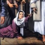 Comentario al evangelio de Marcos 5, 21-43. XIII domingo tiempo ordinario. Un manto siempre disponible. Audio mp3