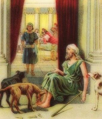 Resultado de imagen para Lucas 16,19-31