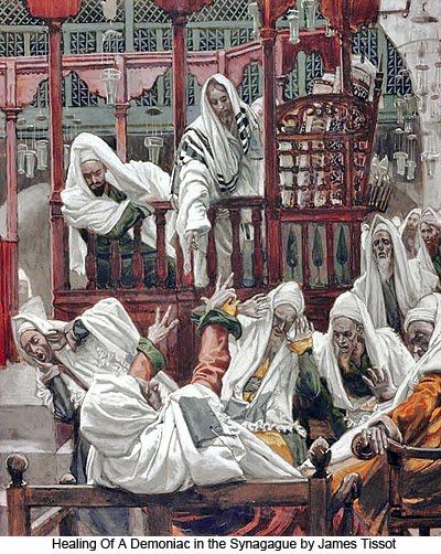 Resultado de imagen para Lucas 4,31-37