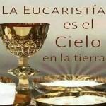 La Eucaristía Sacramento de la fe