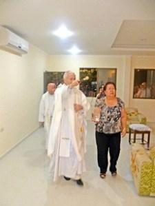 Oración de liberación, bendición y expulsar los males de las casas.