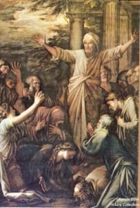 Del libro del Profeta Jonás 3,1-10. Martes 6 de Octubre de 2015.