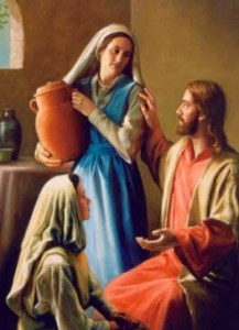 Evangelio de San Lucas 10,38-42. Martes 6 de Octubre de 2015.