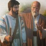 1a lect del libro de los Hechos de los Apóstoles 15,1-2.22-29. Domingo 1 de Mayo de 2016.- VI Domingo de Pascua.