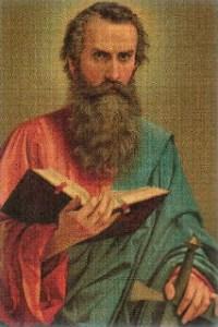 2a lect de la carta del Apóstol San Pablo a los Gálatas 1,1-2.6-10. Domingo 29 de Mayo de 2016.
