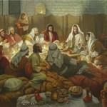 """Evangelio San Lucas 22,14-20. Jueves 19 de Mayo de 2016. Fiesta: Jesucristo, Sumo y Eterno Sacerdote""""."""