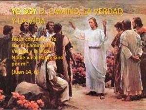 Evangelio San Juan 14,6-14. Miércoles 4 de Mayo de 2016.