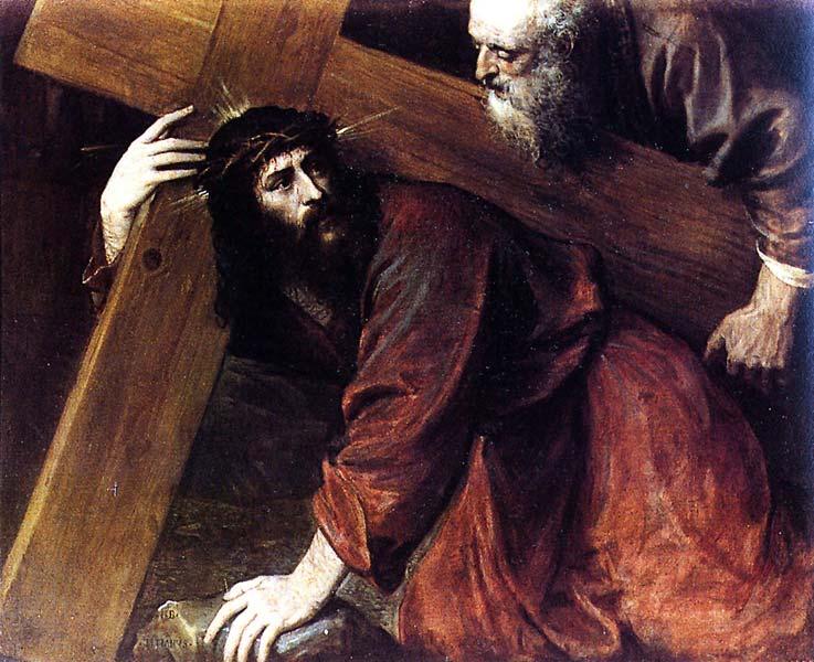 Padeció Bajo el poder de Poncio Pilato, fue Crucificado, Muerto y Sepultado…  Con-la-Cruz-por-la-humanidad