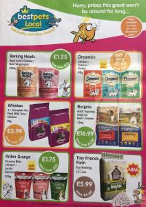 December 2018 Offers evans Country Stores