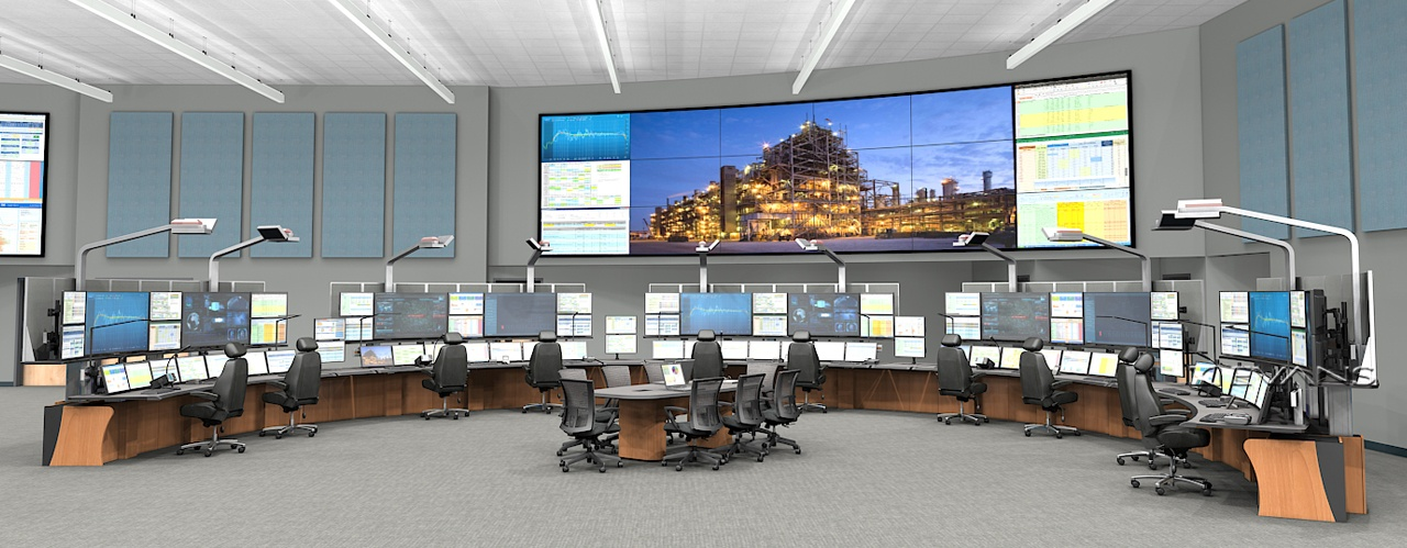 Response Sit Stand Consoles for your Control Room