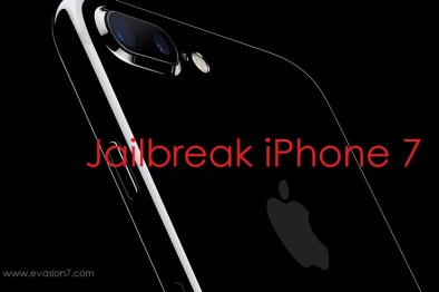 iphone7 jailbreak