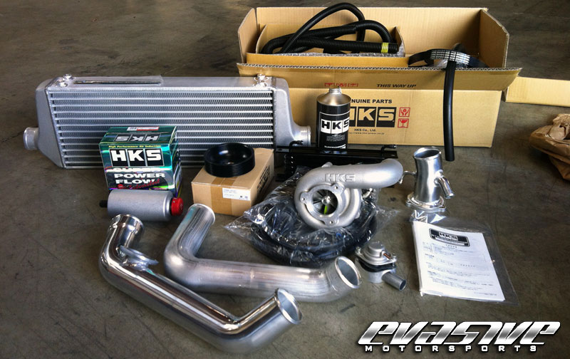 Evasive Motorsports PH 6263363400 Mon-Fri, 9am-6pm PST HKS GT
