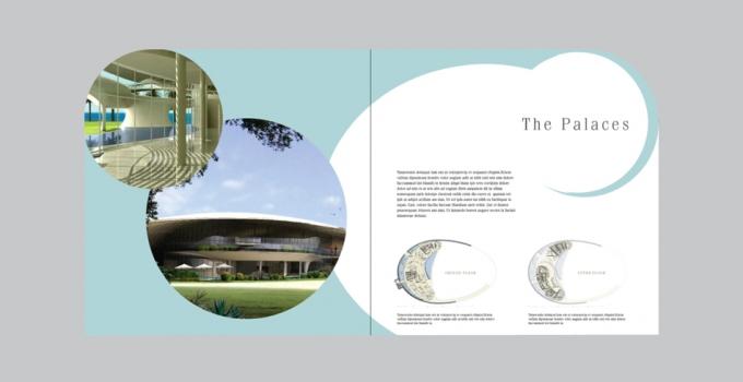 property brochure eve design