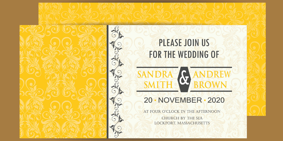 Invitation Card Printing Event Management Singapore