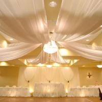 6-Panel Ceiling Draping Kit - HARDWARE ONLY