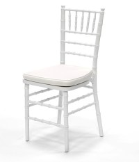 White Chiavari Chair for Rent | Tiffany Chairs rentals in ...