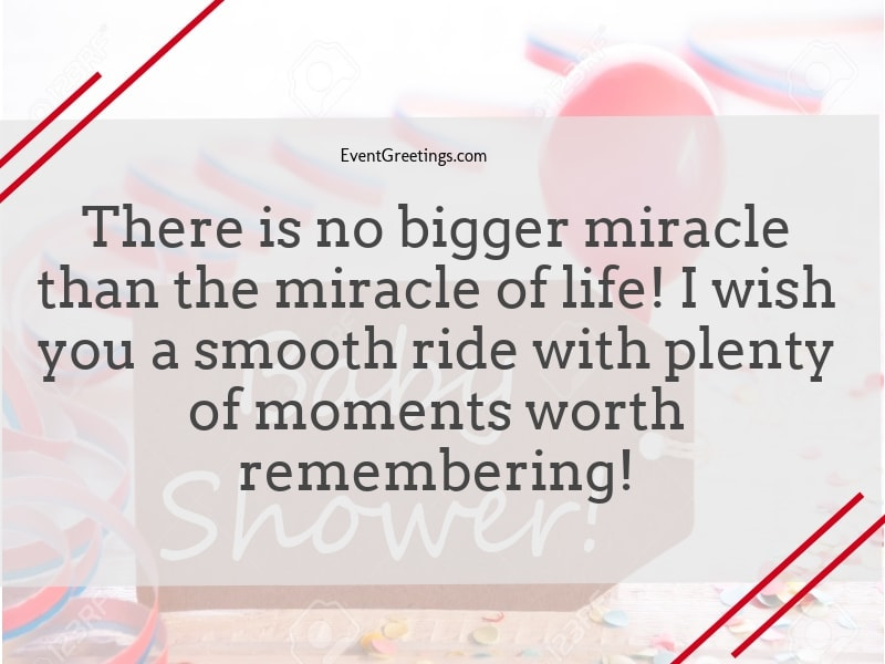 70 Cute Baby Shower Quotes and Messages \u2013 Events Greetings