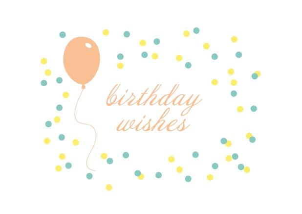 Gleich wird\u0027s platzen - Geburtstagskarten
