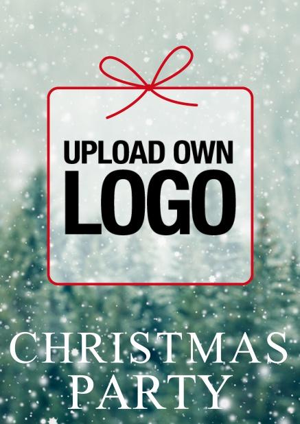 Christmas gift - Christmas party invitations