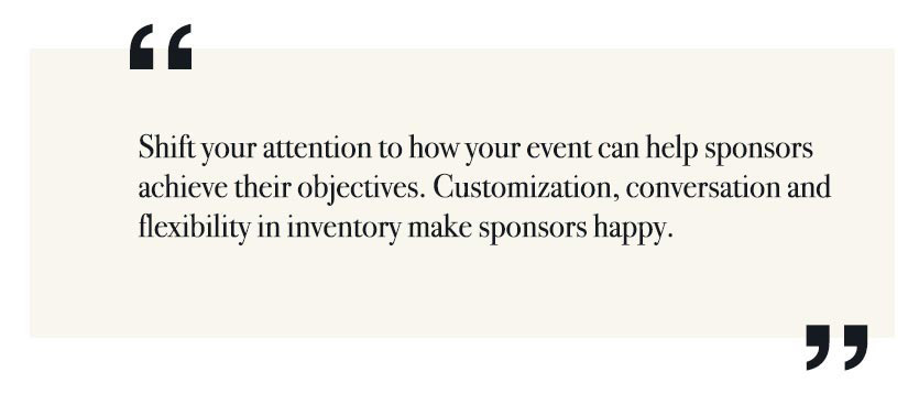 Event Sponsorship Guide (2018 Edition) Quick Tips To Get More Sponsors - how to create a sponsorship letter