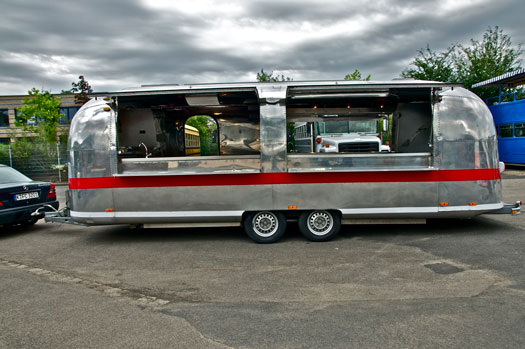 airstream catering trailer eventmobile online k ln. Black Bedroom Furniture Sets. Home Design Ideas