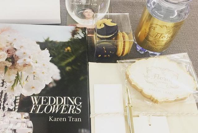 """Karen Tran e il suo """"The Floral Experience"""" sul lago di Como"""