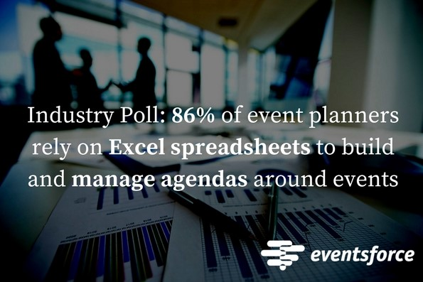 How to Save Time Creating Agendas for Your Events - Eventsforce