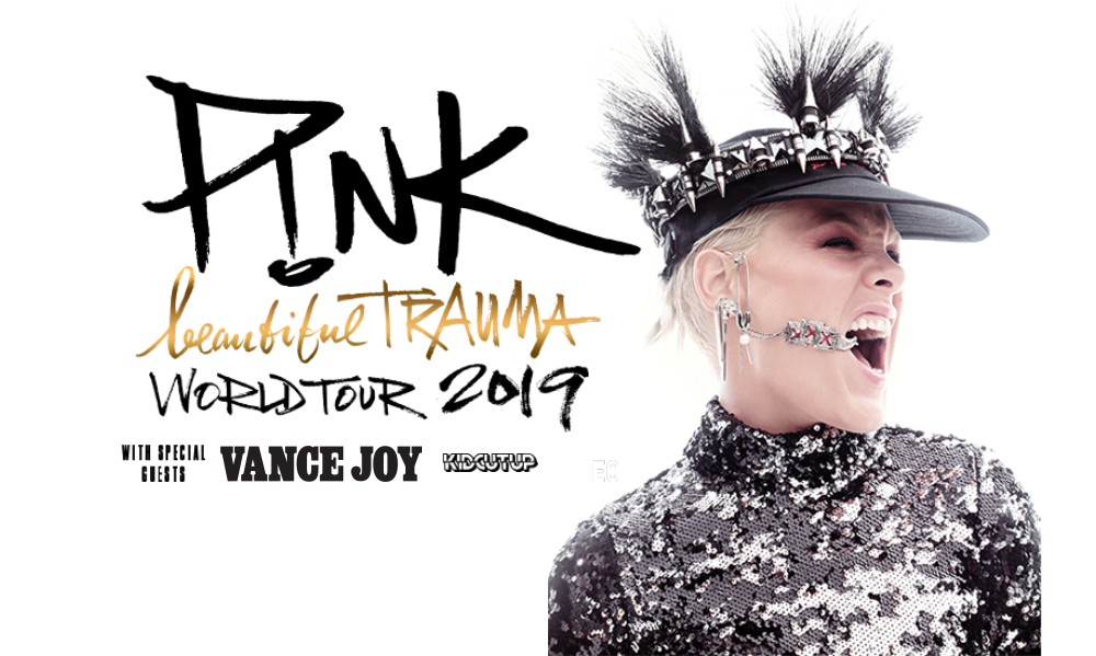 Pink VIP Tickets P!nk VIP Tickets UK and Europe 2019