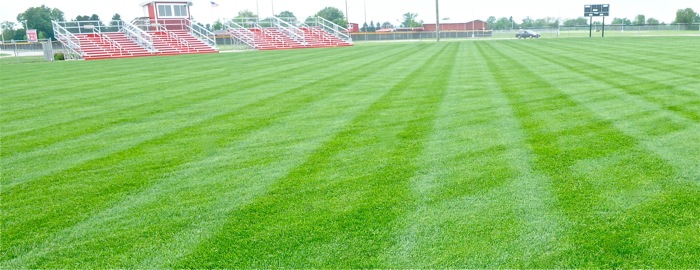 Better Athletic Fields\u2026On A High School Budget