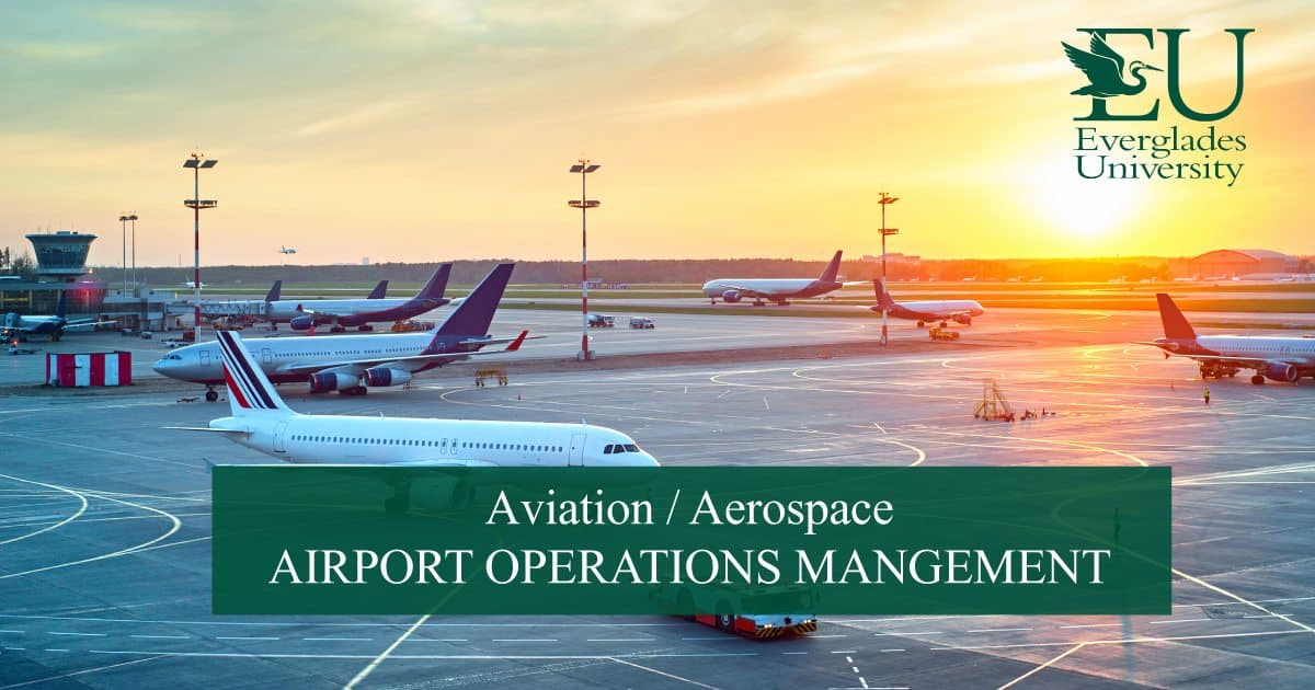 Masters Degree in Airport Management - Everglades University