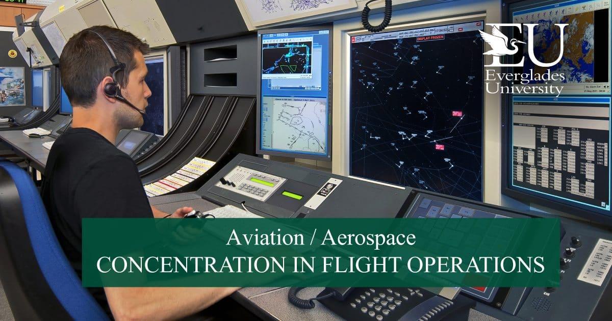 Aircraft Operations Degree, BS - Everglades University