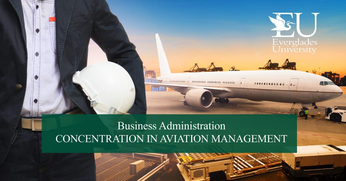 MBA in Aviation Management - Everglades University