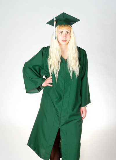 Graduation Gowns For Bachelors And Masters Graduates The Greener