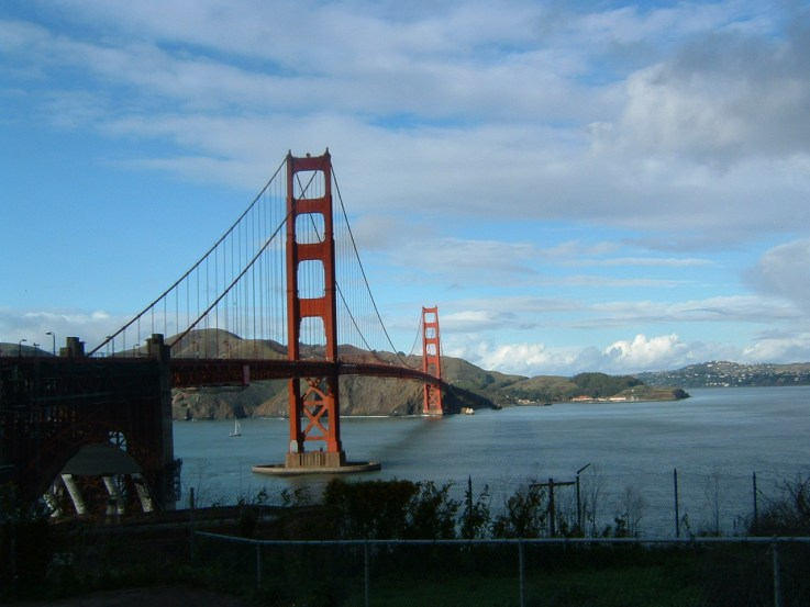 Golden Gate Bridge, San Francisco, CA