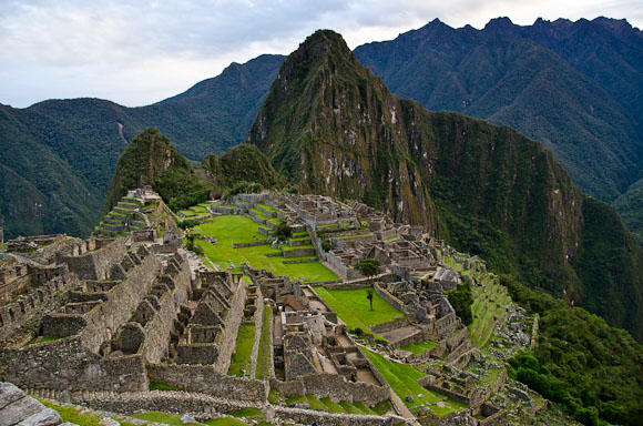 travel to machu picchu - how to take good photos