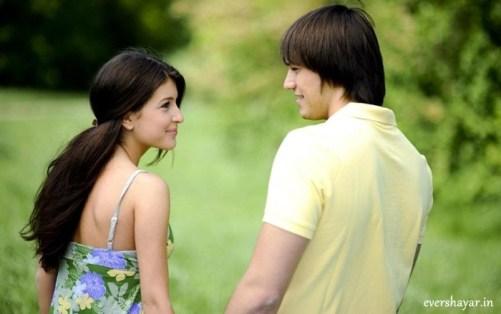 True Love Shayari For Girlfriend And Boyfriend