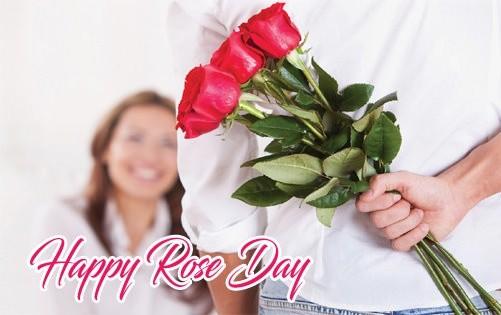 Rose Day Greeting Image