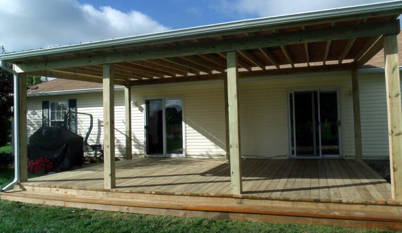 Deck Builder Wood Decks Custom Decks Composite Decks