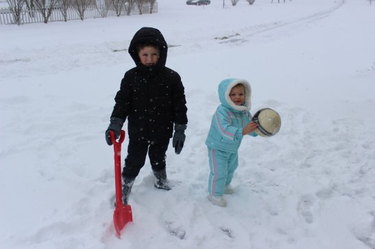 Luke and Lyla Snow 2016