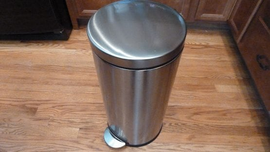 My Perfect Kitchen Trash Can And Perfectly Cheap Bags Too