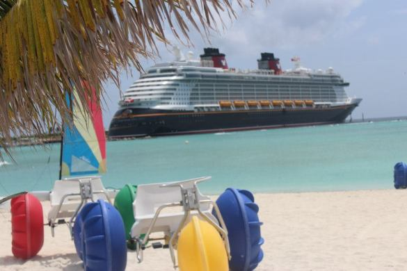Disney Fantasy Cruise Family Tavel