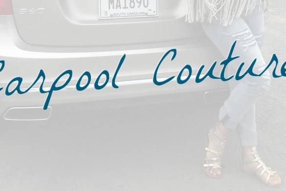 Carpool-Couture