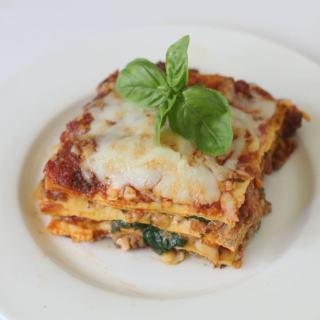 one skillet low-fat skillet lasagne