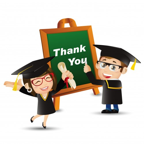 35 Graduation Thank You Card Messages - EverydayKnow