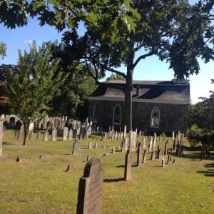The Sleepy Hollow Cemetery