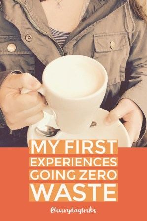 My First Zero Waste Experiences and 7 Ways to Reduce the Waste You Create!