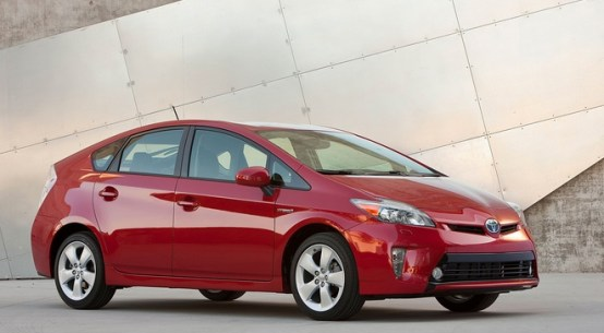 Toyota Prius Batteries Targeted by Thieves on Everyman Driver