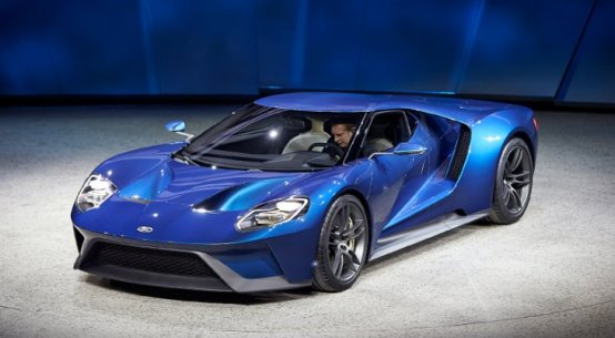 Ford Returns to CES 2016 with Ford GT as Official Show Vehicle on Everyman Driver