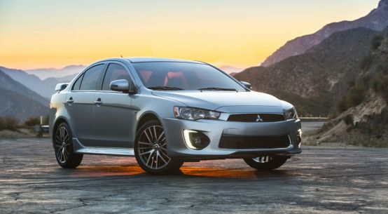 Review: 2016 Mitsubishi Lancer on Everyman Driver, Dave Erickson
